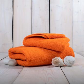 Osuška froté oranžová  70x140 cm Unica