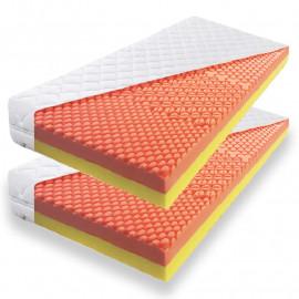 Matrace  Masáž Relax 17 cm akce 1+1