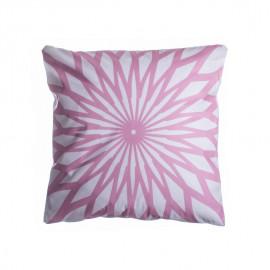 Povlak na polštářek mikroplyš 45 × 45 cm, Pink 2
