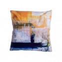 Povlak na polštářek mikroplyš 45 × 45 cm, Absract 2