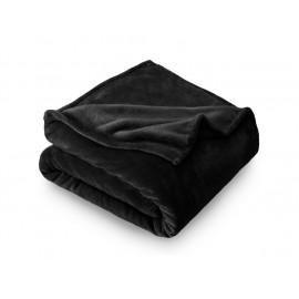 Deka černá 150 x 200 cm