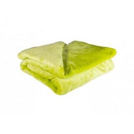 Deka zelená 150 x 200 cm