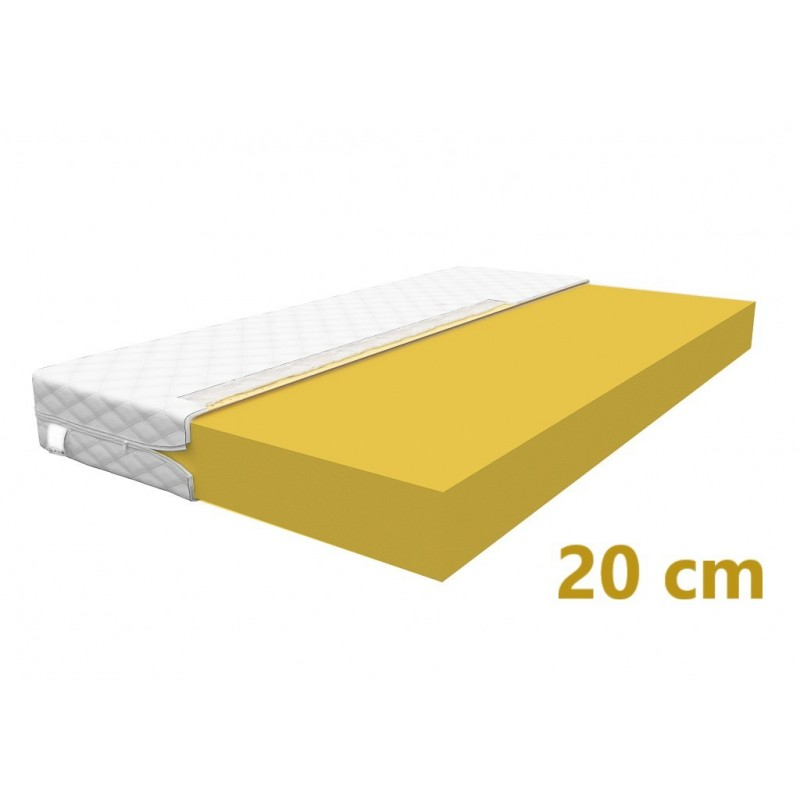 ECOMATRACE Gold Strong 20 cm 160x200