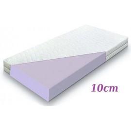 "Pěnová matrace ""EUREKA PUR"" 10cm"