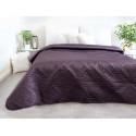 Luxusní přehoz na postel, fialový, 220x240 cm