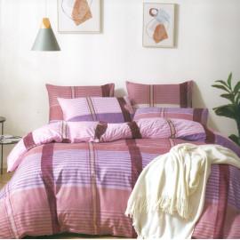 Ložní povlečení – Viola fialové růžové