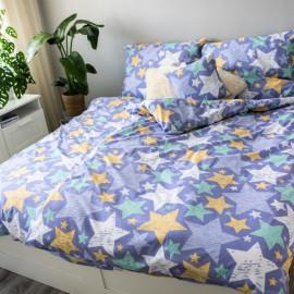 3 dílné povlečení bavlna Stars